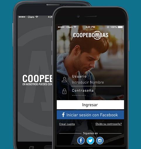 App Coopebombas
